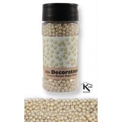 Sukkerperler - Marmor sand