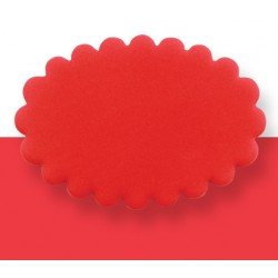 Fondant - Berry Red