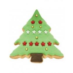 Kageudstikker juletræ, 2 stk, PME