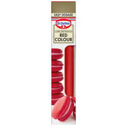 Red Colour, Concentrated, Dr. Oetker