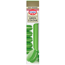 Green Colour, Concentrated, Dr. Oetker