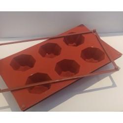 Bage-/Chokoladeform ramme