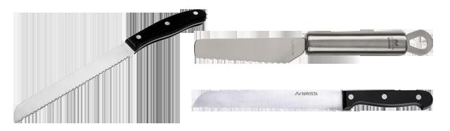 Brodknive-blandet